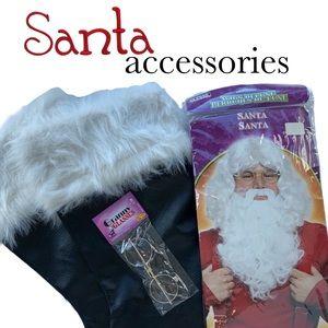 🎅🏻 Santa Claus Beard & Accessories